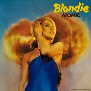 "Blondie ‎- Atomic (12"") (EX-/EX-)"